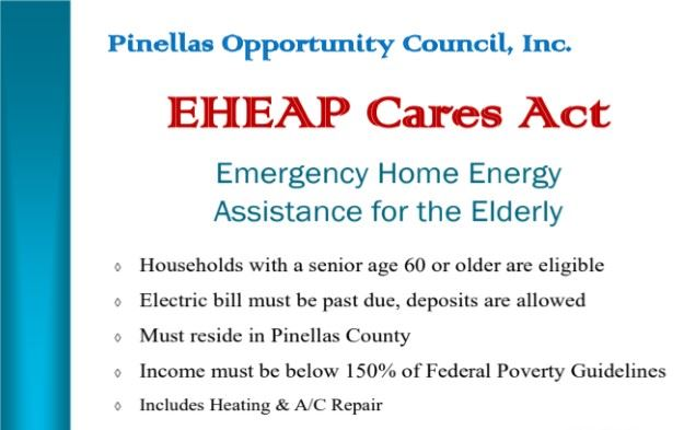 EHEAP CARES ACT