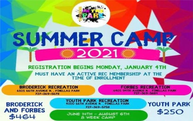 Summer Camp Registration2