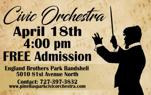 Civic Orchestra Concert_April
