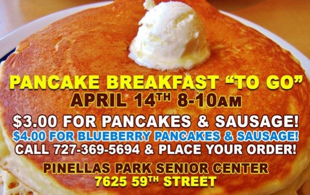 Pancake Breakfast_April