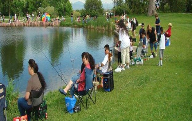 Kiwanis Annual Kids Free Fishing Derby